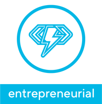 Values Entrepreneurial