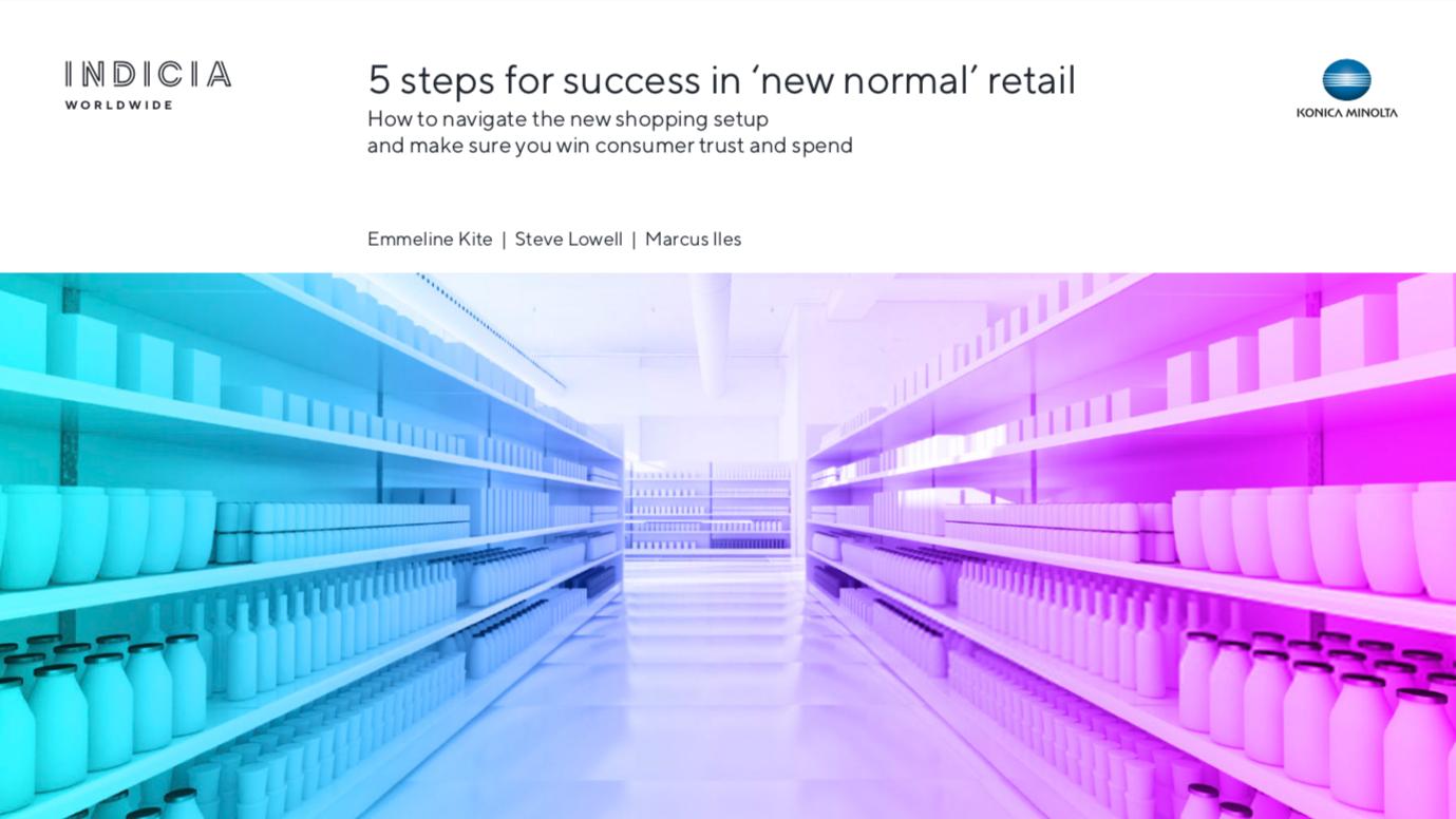5 steps retail success cover image