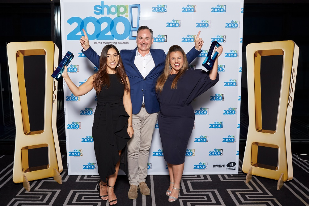 Shop! ANZ Awards
