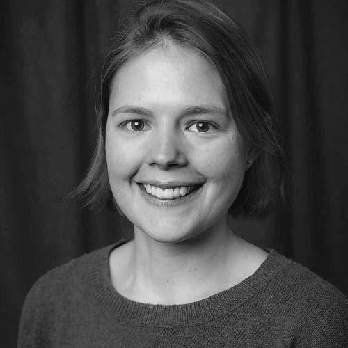 Katherine Brand, Senior Analyst